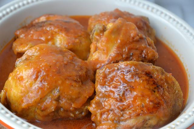 Pollo paloma de la rica for Cocinar 2 muslos de pollo