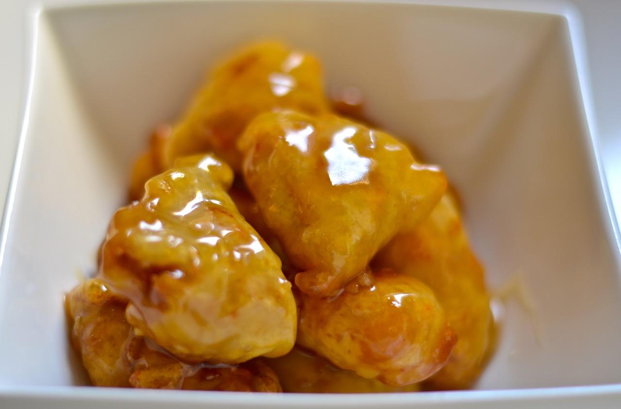 Pollo oriental al lim n paloma de la rica - Salsa de pollo al limon ...