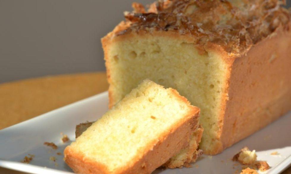 Cake de Madeira