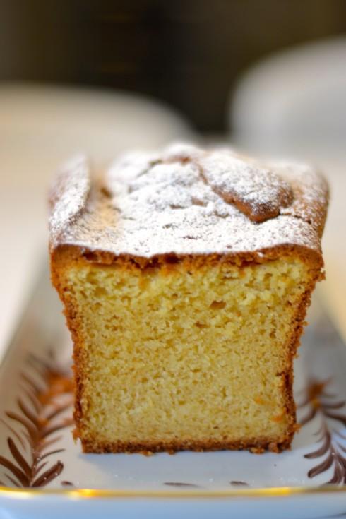Cake bretón