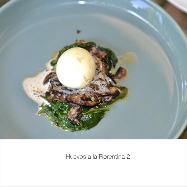 Huevos a la Florentina 2
